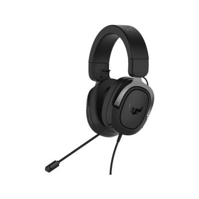 Headset Asus TUF Gaming H3 Preto/Cinzento