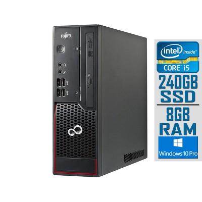 Desktop Fujitsu Esprimo C720 USDT i5-4570S SSD 240GB/8GB Refurbished