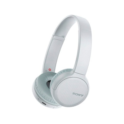 Auscultadores Bluetooth Sony WH-CH510 Brancos