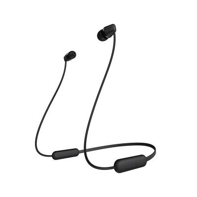 Auscultadores Bluetooth Sony WI-C200 Pretos