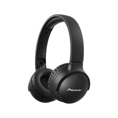 Auscultadores Bluetooth Pioneer SE-S6BN-B Pretos