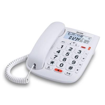 Telefone Fixo Alcatel TMAX 20 Branco