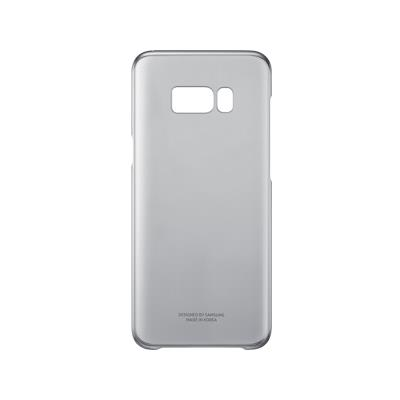 Funda Clear Cover Original Samsung S8 Plus Negro