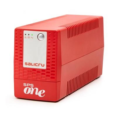 UPS Salicru SPS 500 ONE 500VA Red