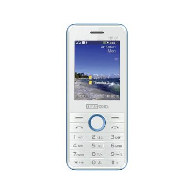 Telemóvel Maxcom MM136 Branco