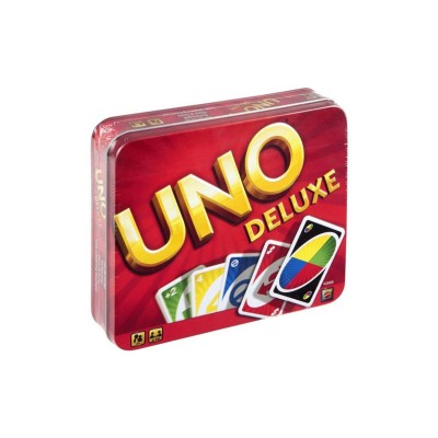 Game UNO Deluxe