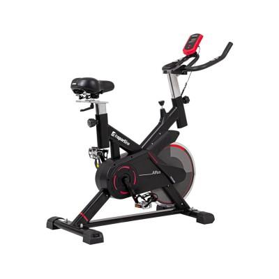 Bicicleta de Spinning inSPORTline Alfan Preta