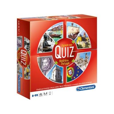 Game Quiz - History of Portugal (Portuguese Version)