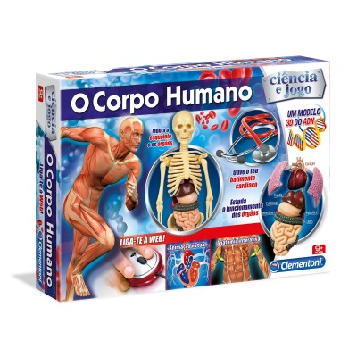Game The Human Body