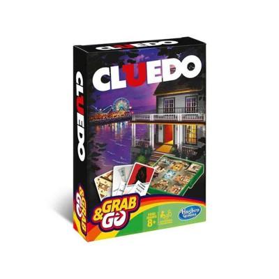 Game Cluedo - Grab&Go