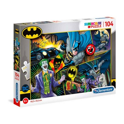Puzzle Batman Dc Comics 104 Pieces