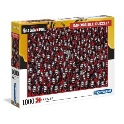 Puzzle 1000 Peças La Casa de Papel