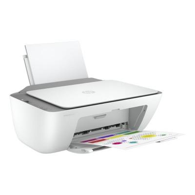Multifunction Printer HP DeskJet 2722 White
