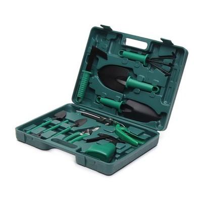 Gardening Tool Box Green