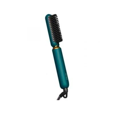 Escova Modeladora Inface Ion Hairbrush Verde (ZH-10D)