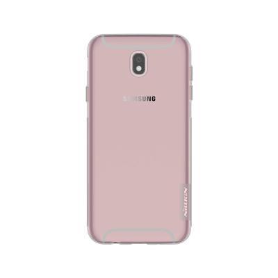 Nillkin Silicone Case Samsung J730 Dark Transparent