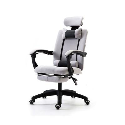 Cadeira de Escritório Fotele Cinza