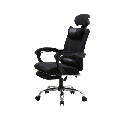 Office Chair Fotele Black