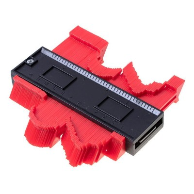Cutting Measuring Accessory Red