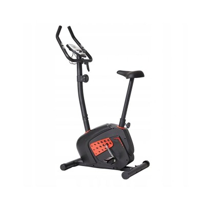 Exercise Ergometric Bike Black