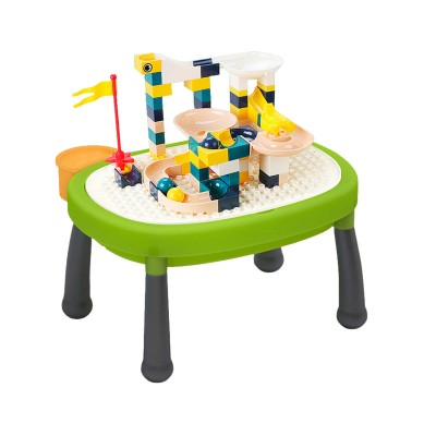 Multifunctional Child Table Green/White