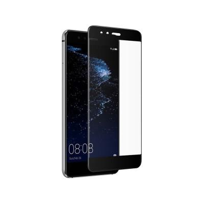 Película de Vidro Temperado Huawei P10 Lite Fullscreen Preta