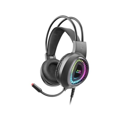 Headset Mars Gaming MH220 RGB Black