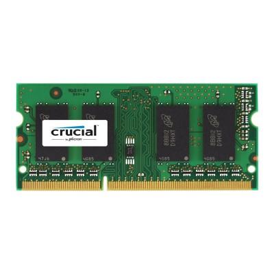 RAM Memory Crucial Value 4GB DDR3L (1x4GB) 1600MHz SO-DIMM Single-Ranked
