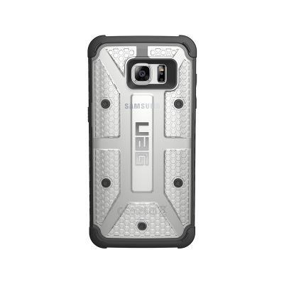 Capa Urban Armor Gear Samsung S7 Edge Transparente (GLXS7EDGE-ICE)
