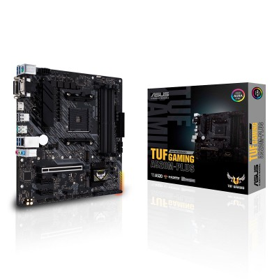 ATX Motherboard Asus Gaming A520M-Plus Micro-ATX (90MB14Y0-M0EAY0)