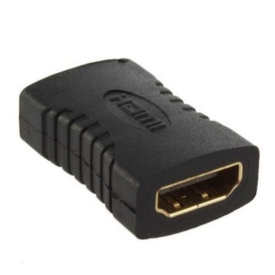 Adaptador Gembird HDMI F/F Preto