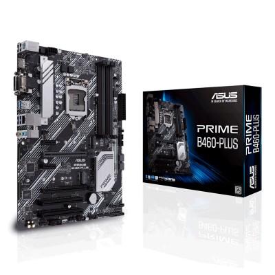ATX Motherboard Asus Prime B460-Plus ATX (90MB13J0-M0EAY0)