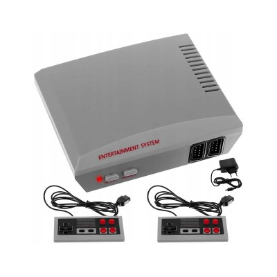 Classic Console w/256 Games Grey
