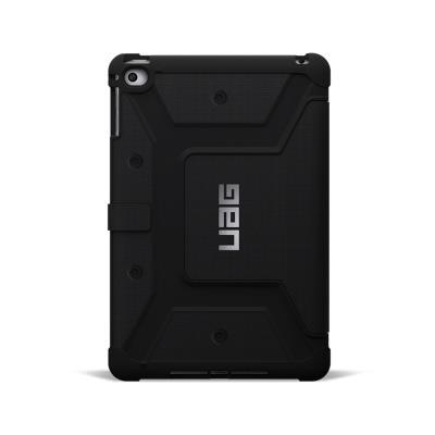 Urban Armor Gear Folio Case iPad Mini 4 Black (UAG-IPDM4-BLK-VP)