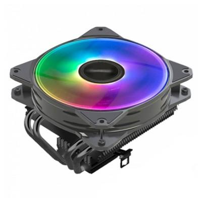 Cooler CPU NTech ICE 410 Intel/AMD RGB (ICE410RGB)