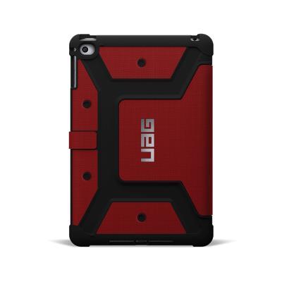 Urban Armor Gear Folio Case iPad Mini 4 Red (UAG-IPDM4-RED-VP)