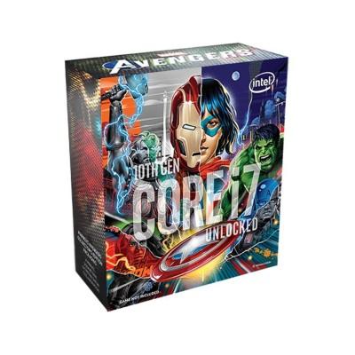 Processador Intel Core i7-10700k 8-Core Avengers Edition 3.8Ghz c/Turbo 5.1Ghz 16MB