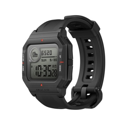 Smartwatch Amazfit Neo Preto (Unidade de Exposição)