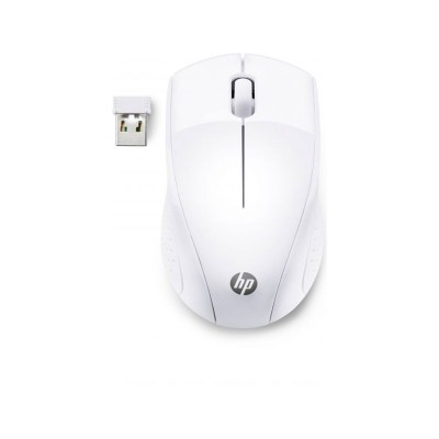 Rato Sem Fios HP 220 Branco (7KX12AA)