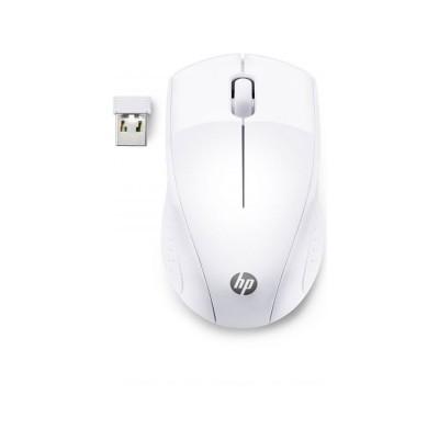 Wireless Mouse HP 220 White (7KX12AA)