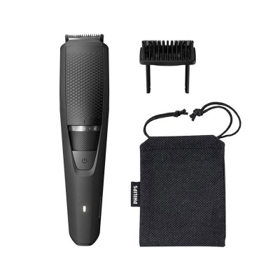 Barbear Sem Fio Machine Philips Beardtrimmer BT3226 Black