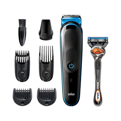 Wireless Multifunction Trimmer Braun MGK 3242 Black