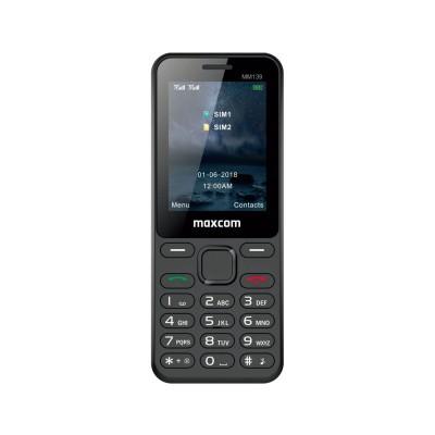Maxcom MM139 Dual SIM Black