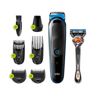 Wireless Multifunction Trimmer Braun MGK 5245 Black