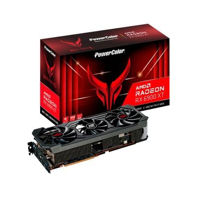 Graphics Card PowerColor Radeon RX 6900 XT Red Devil OC 16GB GDDR6