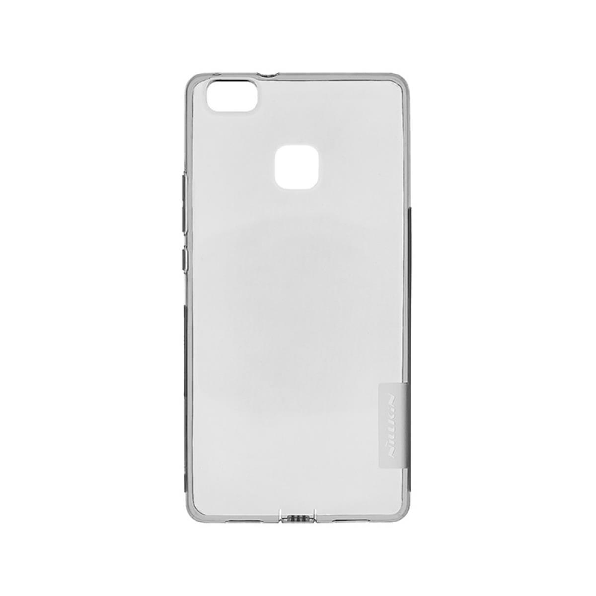 Capa Silicone Nillkin Huawei P9 Lite Transparente Escura Super Frosted Back Cover Gold For Y5 Ii