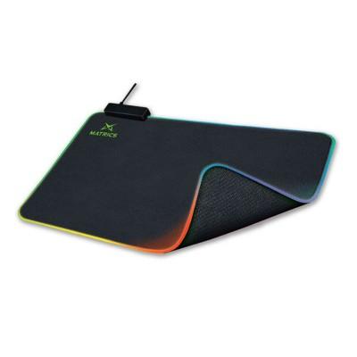 Mousepad Gaming Matrics XL RGB 900x440mm Black (MP90R)
