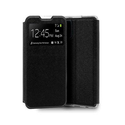 Capa Flip Cover Samsung A51 A515 Preta