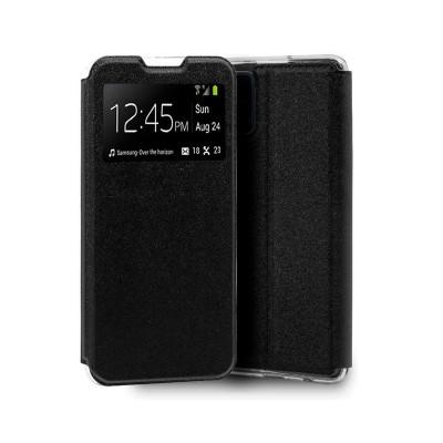 Funda Flip Cover Samsung A51 A515 Negra