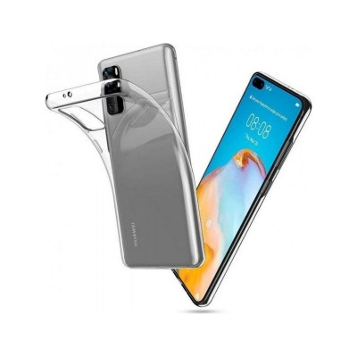 Silicone Cover Xiaomi Mi 10T Lite Transparent
